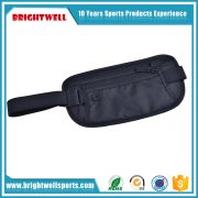 Newest Classic Slim Travel RFID Blocking Money Belt (2)