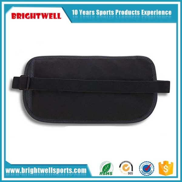 Newest Classic Slim Travel RFID Blocking Money Belt (4)