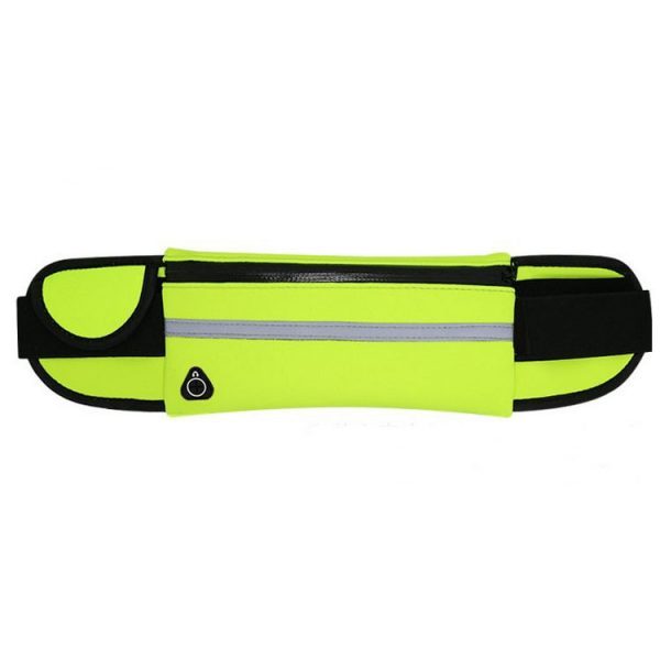 neoprene running belt fitness bag