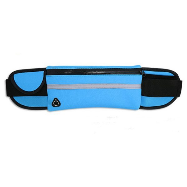 sports running belt waterproof