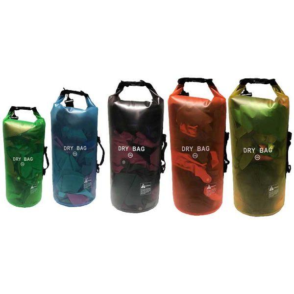 transparent pvc bag (2)