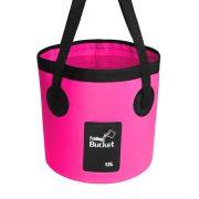 12L pink fihsing bucket