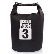 3L black dry bag